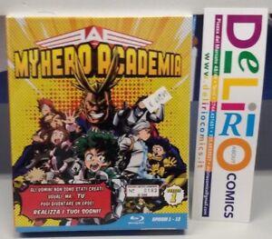 BLU-RAY MY HERO ACADEMIA SEASON 1 - Ed. DYNIT SCONTO 10%