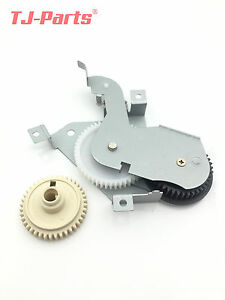 HP LASERJET 4300 4200 4250 4350 4345 SWING PLATE ASSEMBLY WITH FUSER DRIVE GEAR