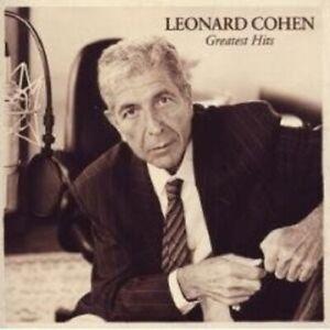 Leonard-Cohen-034-Greatest-Hits-034-CD-17-tracks-NEUF