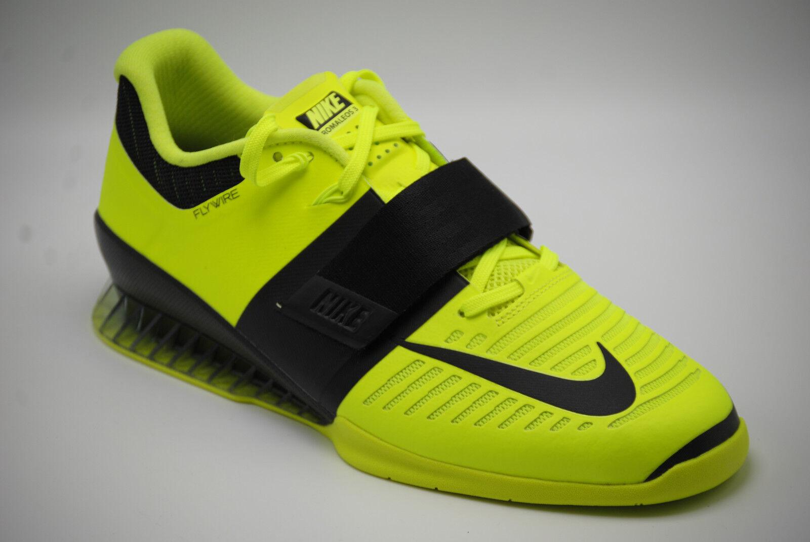 Nike Romaleos 3 Men's Lifting shoes 852933 700 Multiple sizes