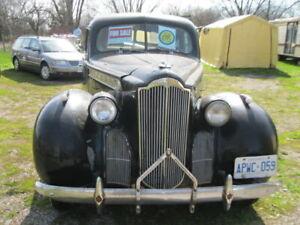Very original 1940 Packard 110 sedan