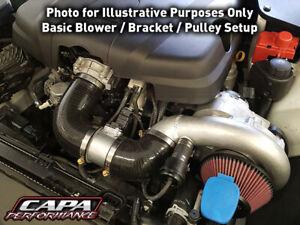 VF-V6-SIDI-Vortech-Basic-Blower-Bracket-Pulley-Setup-Supercharger