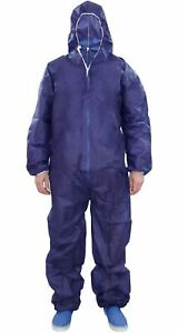 New-Unisex-Men-Women-Coverall-Overall-Boilersuit-Hood-Disposable-Protective-Suit
