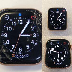 Apple Watch Series 4 Screen Repair Service Glass Only Ebay