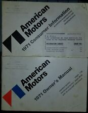 "1970-1978 AMC AMERICAN MOTORS GREMLIN /""GREMLIN MAN/"" WHEEL CENTER CAP DECALS 4X"