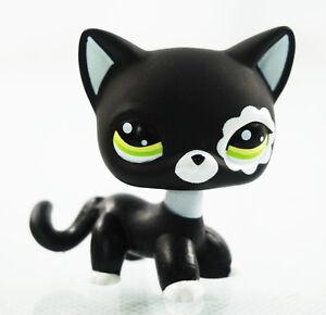 Lps White Cat And Black Cat Set