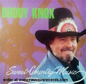 BUDDY-KNOX-Sweet-Country-Music-Vinyl-LP-Rare-12-Original-Recordings-Rockabilly