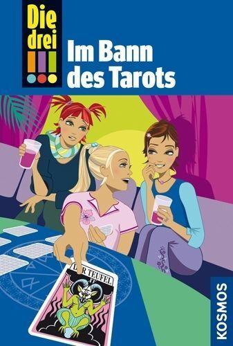 Zierold, Martina - Die drei !!!. Im Bann des Tarots /4