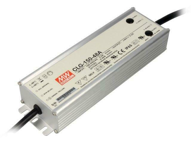 CLG-150-48A Pwr sup.unit switched-mode for LED diodes 153.6W 48VDC MEANWELL