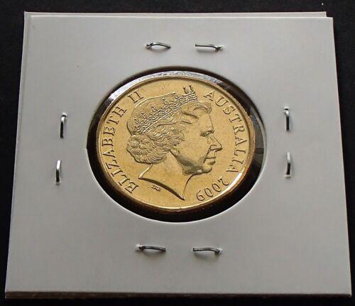 2009 Australia Citizenship $1 Dollar Coin Uncirculated Mint Mark M