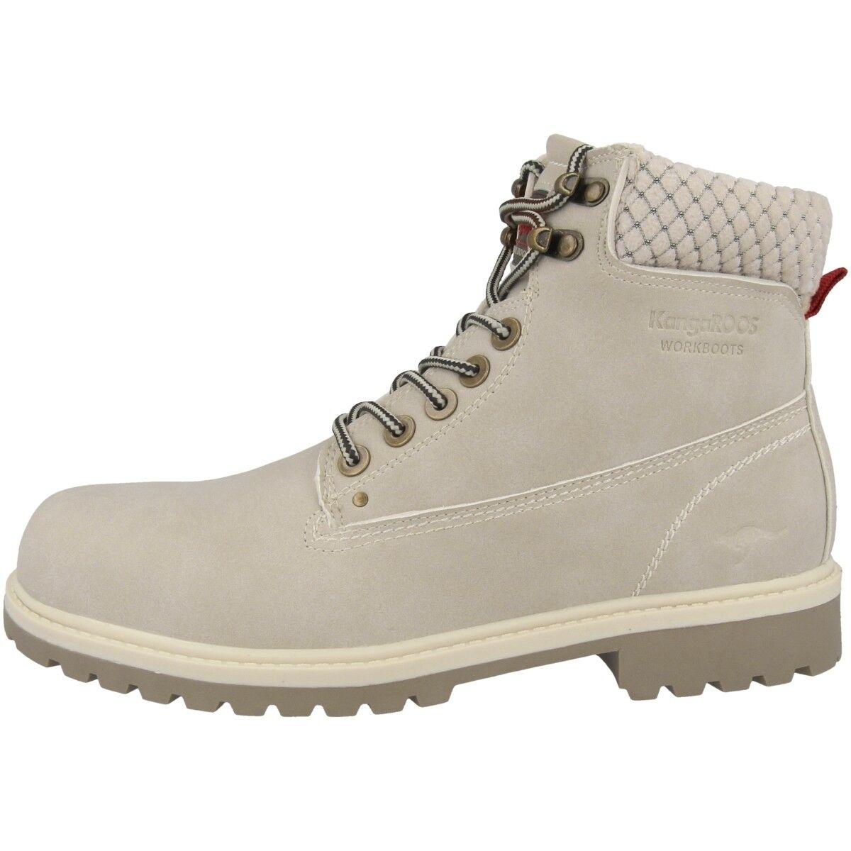 KangaROOS Riveter W botas I  Zapatos  Damen botas W Stiefel off Blanco Kiwit Nowis 30540-010 7d0903