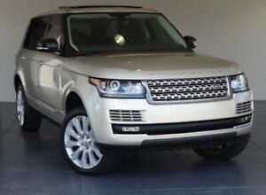 2014 Range Rover Long Wheelbase - Warranty