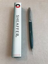 VINTAGE SHEAFFER SENTINEL RACING GREEN CT 0.7MM MECHANICAL PENCIL-BOXED-NOS