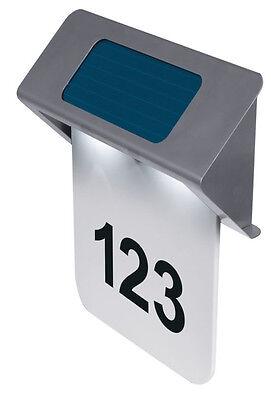 Lampe Mit Buchstaben : hausnummernleuchte led solar lichtsensor lampe licht mit zahlen buchstaben ebay ~ Watch28wear.com Haus und Dekorationen