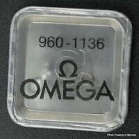 Vintage Original Omega Crown Wheel Ring 1136 For Omega Cal.960