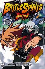 GP MANGA BATTLE SPIRITS BASHIN NUMERO 3