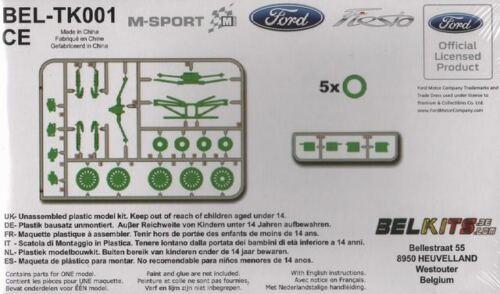 Belkits 1//24 TRANSKIT pour BEL-002 /& BEL-003 # BEL-TK001