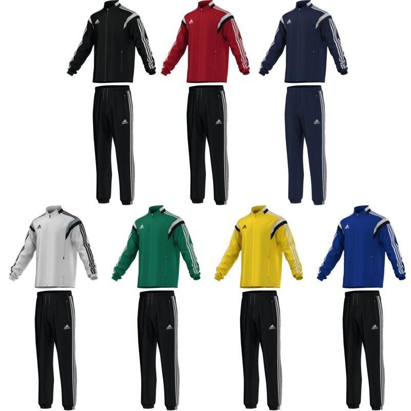 Adidas Condivo14 Präsentationsanzug Trainingsanzug Erwachsene    Qualitätsprodukte