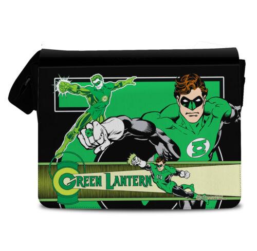 Officially Licensed Merchandise Green Lantern Messenger Bag