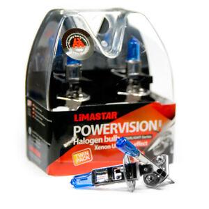4-X-H1-Poires-P14-5s-Lampe-Halogene-Ampoule-6000K-55-Watt-Xenon-Optique-12V