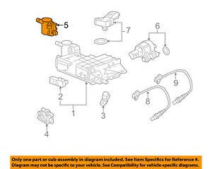 Details about Cadillac GM OEM 10-15 SRX-Vapor Canister Vent Valve Control  Solenoid 13575702