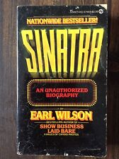 Sinatra: An Unauthorized Biography by: Earl Wilson store#5444