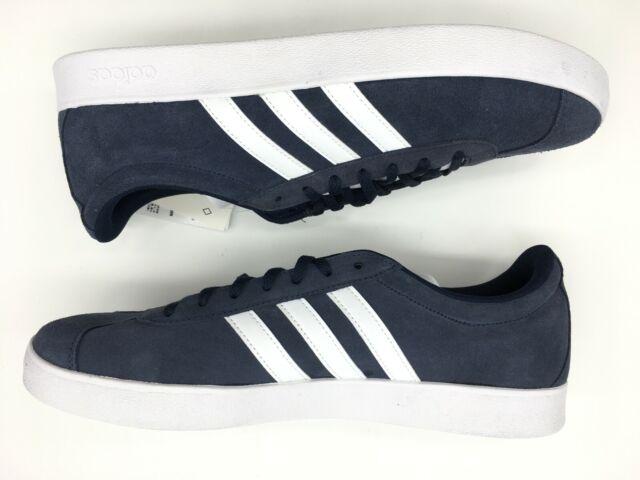 Size 12 - adidas VL Court 2.0 Blue for sale online   eBay
