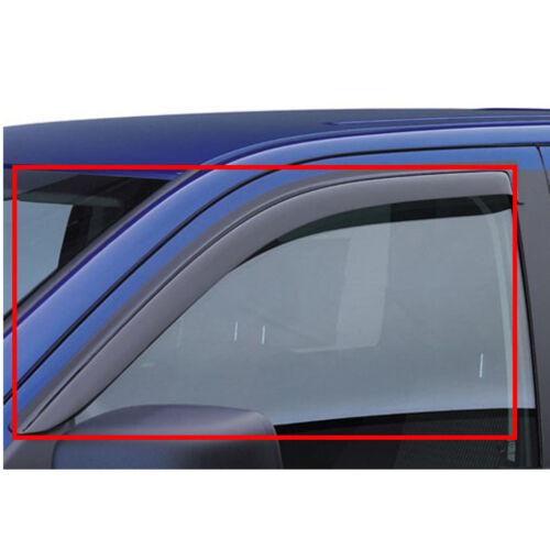 02-08 Ram 1500 03-09 2500//3500 2-Door Regular Cab Truck Vent Shade Window Visors