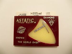 ASTATIC-N311-SD-record-needle-stylus-AC327DI-W162STDS-2616DS-568SD-831DS-2616DS