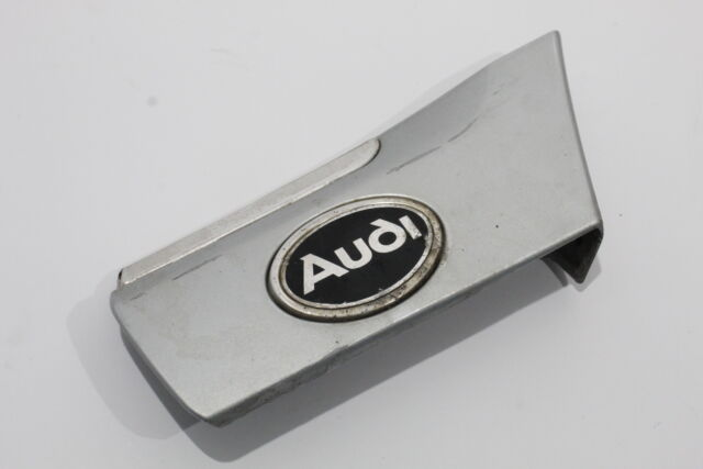 Audi A8 D2 OS Right Wing Trim Alu Silver LY7M 4D0853972D