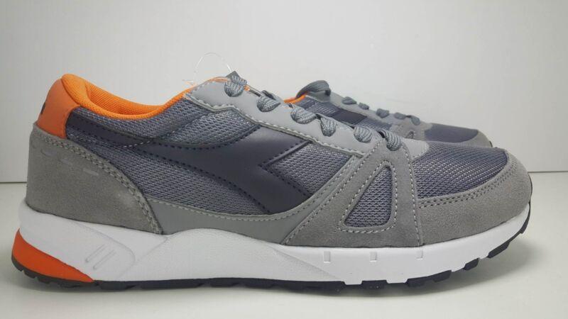 -scarpe N 42.5 Uk 8,5 Diadora Run 90' Sneakers Bassa 101 170826 01 75073