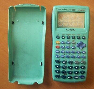 Dynamisch Calculatrice Scientifique Casio Graph 65 Connectable - Lycée Et Collège Brede VariëTeiten