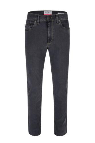 PIONIER THOMAS grey used look Herren Five Pocket Denim Jeans 2079 6107.80