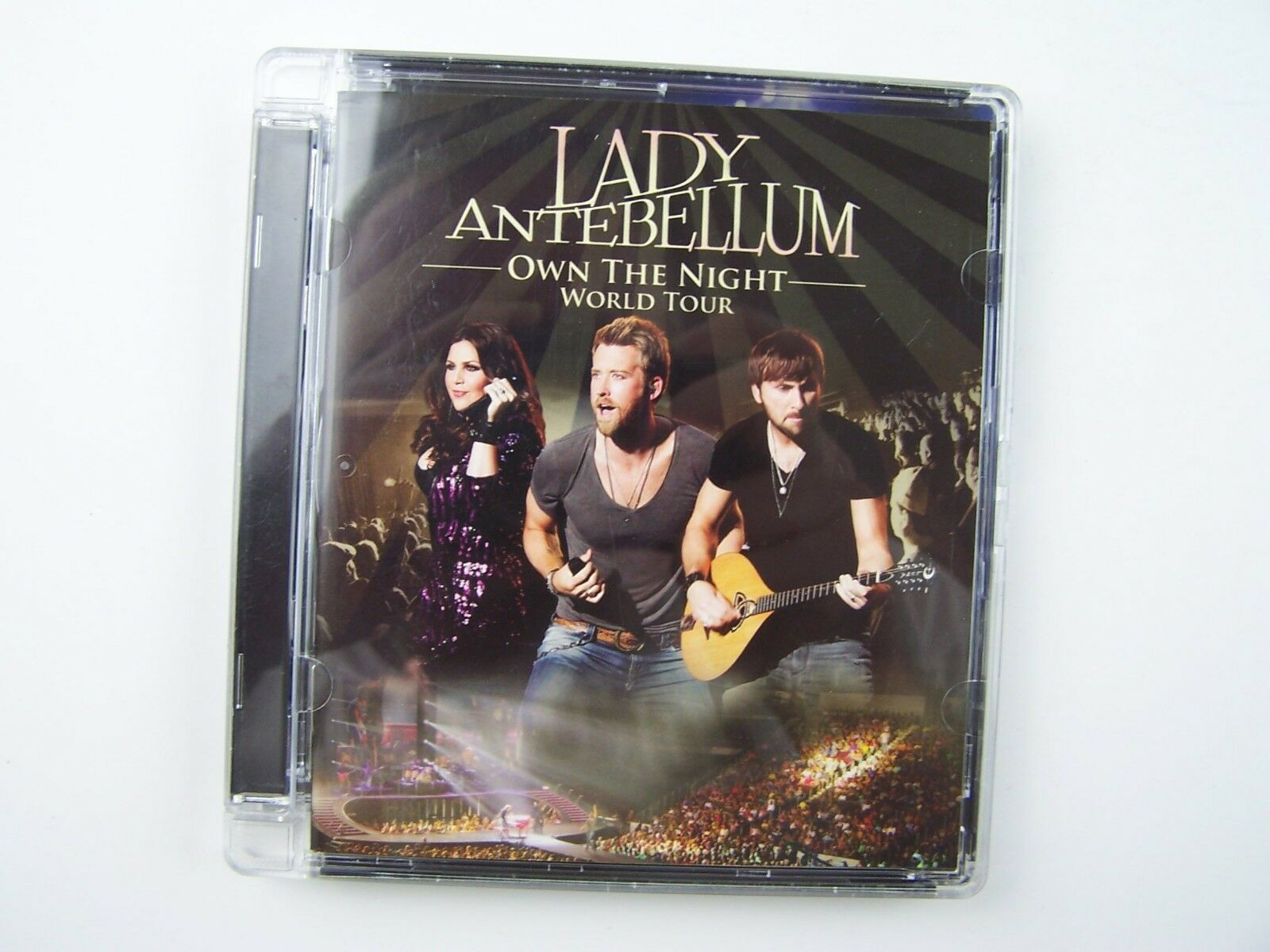 Lady Antebellum Own the Night World Tour DVD 8012130591