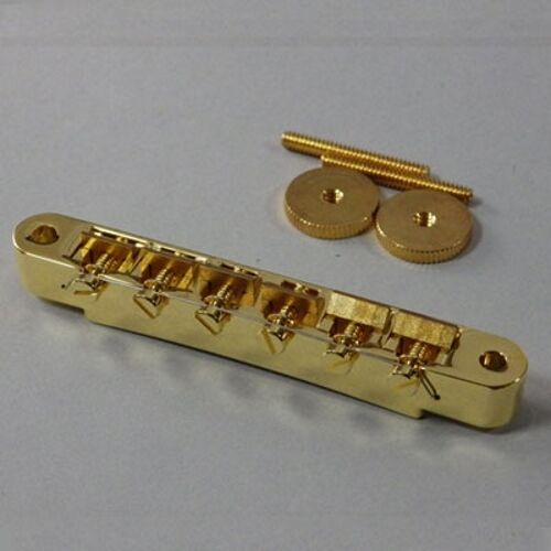 ABR 1 Style Bridge Gold Wirot Montreux Selected Series fits to Les Paul ®