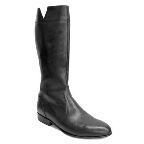 Star Trek Genuine Leather Boots Men/'s size 10 V Notch Bonded Sole