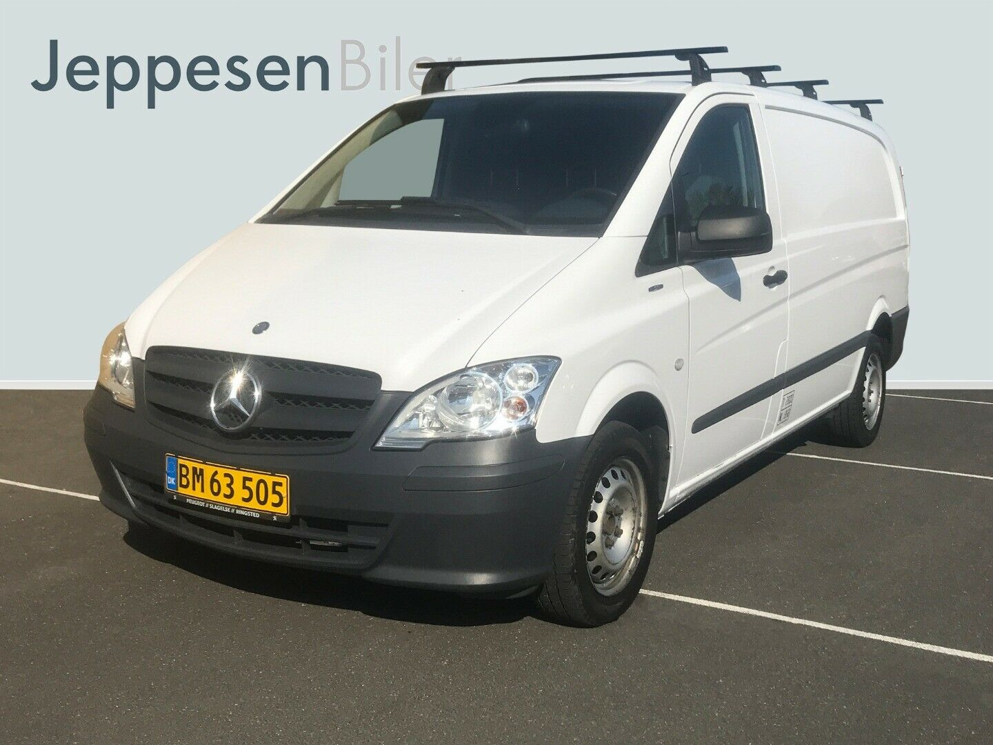 Mercedes Vito 110 Leasing