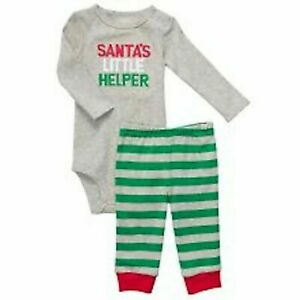 NWT-CARTER-039-S-2PC-034-SANTA-039-S-LITTLE-HELPER-034-KNIT-OUTFIT-SIZES-NB-amp-3M