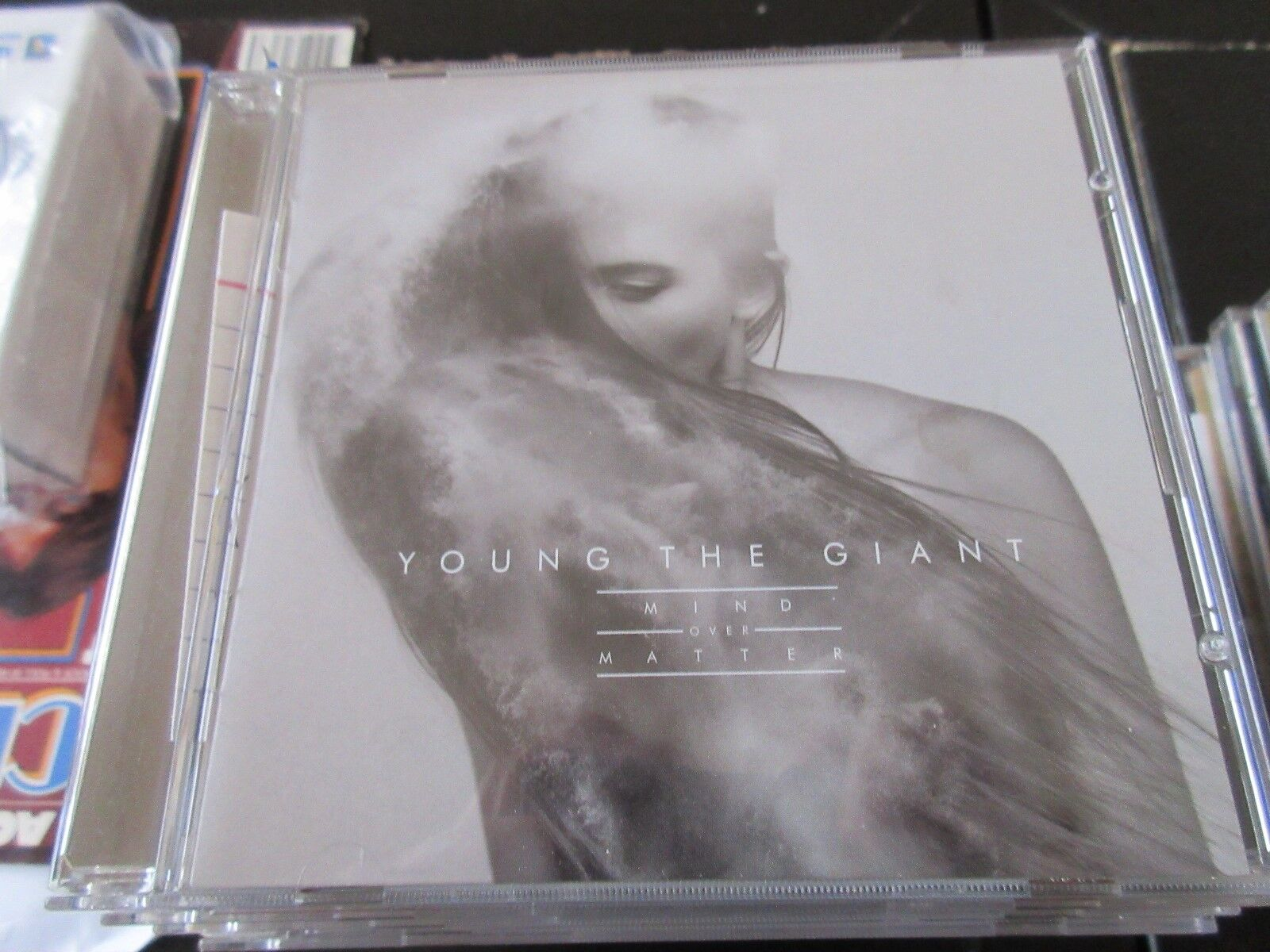 Young The Giant , Mind Over Matter , CD