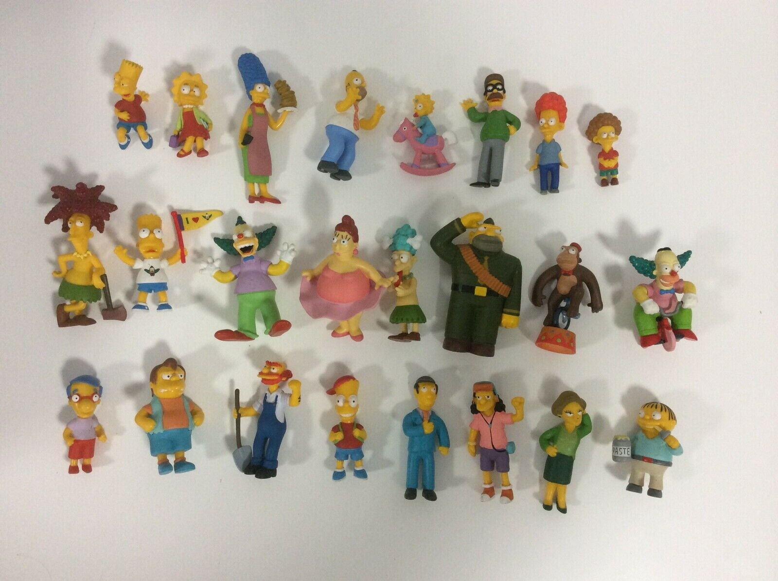 Greetings from Springfield The Simpsons Limited edizione Figurine Collection Collection Collection f99c4b