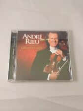 ANDRE RIEU - GREATEST HITS COMPLETE CD 2012 Ships Free