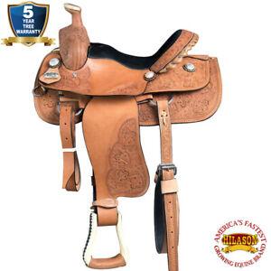 Best Barrel Racing Western Horse Saddles   eBay