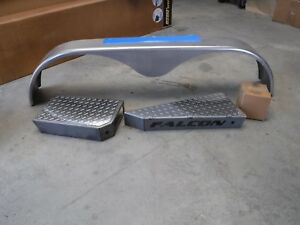 Details about New Bass Boat Trailer Fender and Side Steps With Accessories  (Falcon) #213