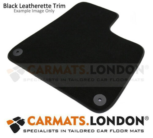 Hyundai i30 2007-2012 Tailored Drivers Car Floor Mat Single 2 Locater Type