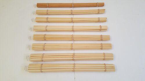 Rattan cane for percussion mallets