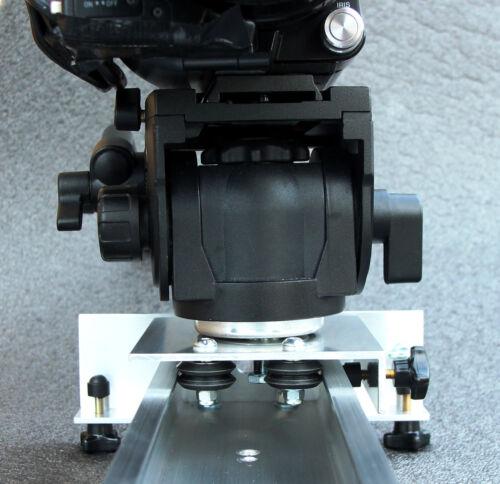 Reino Unido ** Deslizante 1.5 metro de largo de Cámara para Canon Nikon Sony Jvc Panasonic BMCC 4k etc