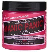 (2 Pack) Manic Panic Semi-permament Haircolor Pretty Flamingo 4oz
