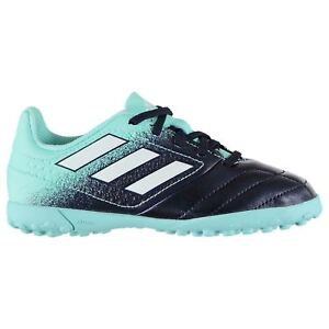 22b6347e01a5 ADIDAS ACE 17.4 TF JUNIOR Unisex kids ASTRO TURF trainers