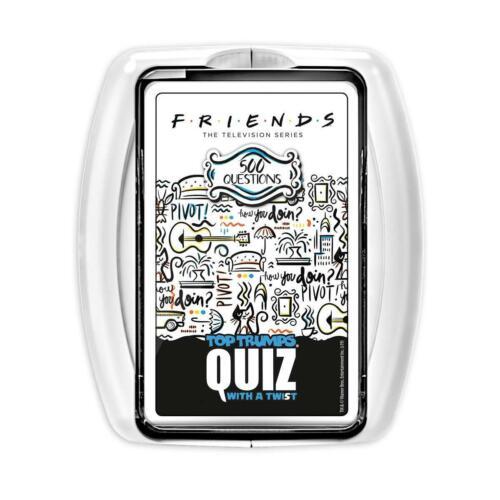 Top Trumps 035873 Friends Quiz