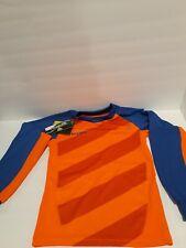 Neon Orange// FBAS-VIZAFBA60016YM-Vizari Ventura Short Sleeve Goalkeeper Jersey